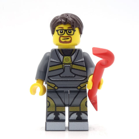 The One Free Man - Custom Minifigure