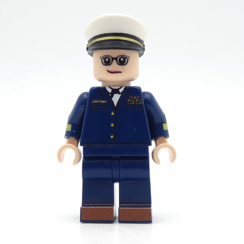 'Grace Hopper' Custom Design Minifigure