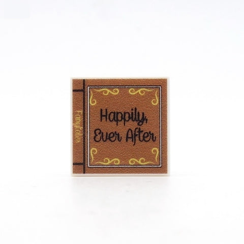 Happily Ever After Storybook - Custom Tile