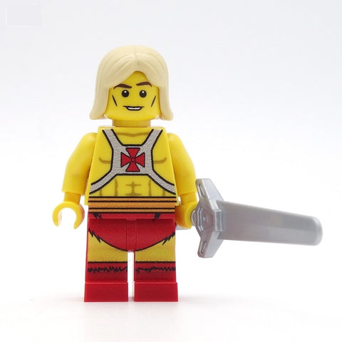 Eternian Superhero - Custom Minifigure