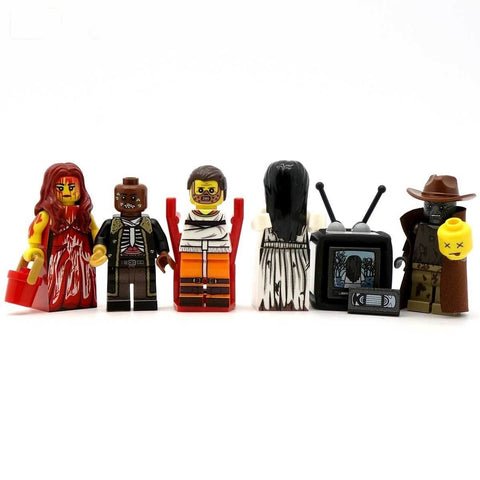 Oh the Horror: Series 3 - Custom Design Minifigure Set