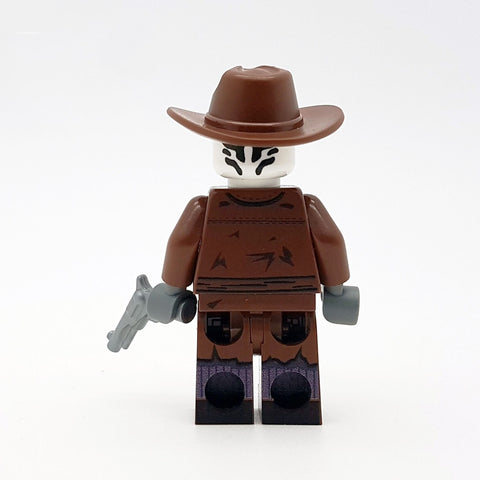 Ink Blot - Custom Design Minifigure