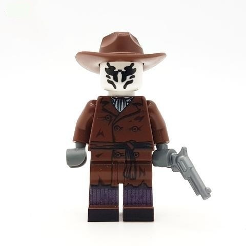 Antiheroes Master Set - Custom Design Minifigure Set