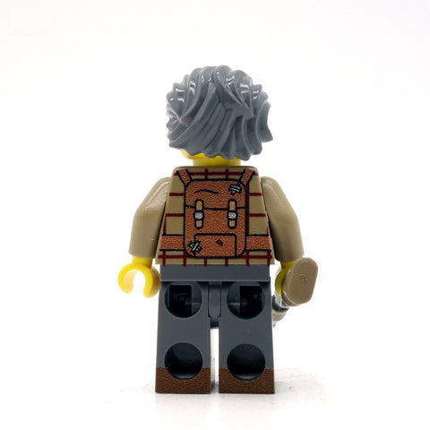 Joel, Survivalist - Custom Design Minifigure