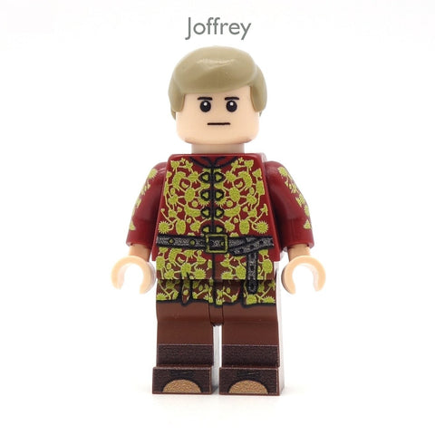 Full Range of 35 Medieval Fantasy Minifigs - Custom LEGO Minifigures