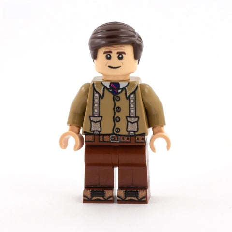 Uncle Bryn, What's Occurin' - CUSTOM DESIGN LEGO MINIFIGURE SET