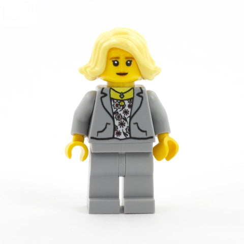 Stacey, What's Occurin' - CUSTOM DESIGN LEGO MINIFIGURE SET