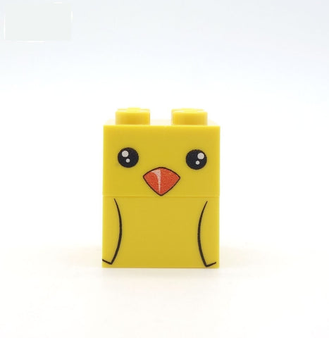 Little Chick Custom LEGO Brick Figure