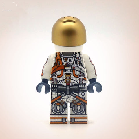 Martian Explorer Custom Lego Minifigure
