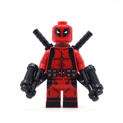 Deadpool - Custom LEGO Minifigure