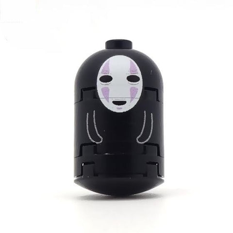 NoFace Custom LEGO Brick Figure