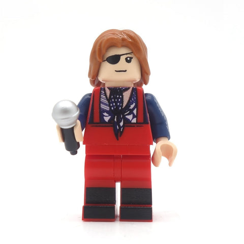 Rebel Rebel Custom Minifigure