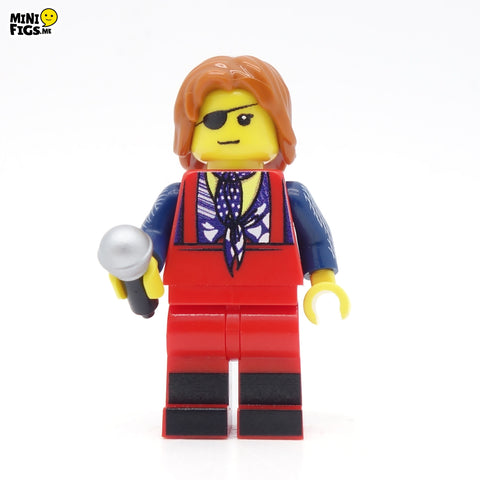 Rebel Rebel - Custom Minifigure