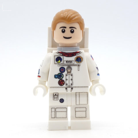 Collectors Edition Apollo 14 Crew - Custom Design Minifigures