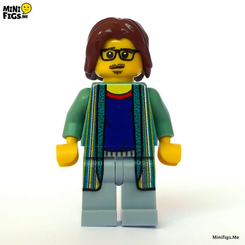 Mort Rainey - Custom Minifigure
