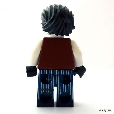 Sweeney Todd - Custom LEGO Minifigure