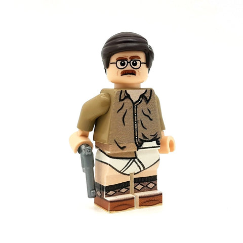 Chemistry Teacher - Custom Design Minifigure