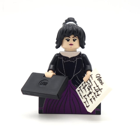 Ada Lovelace - Custom LEGO Minifigure