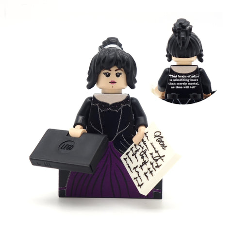 Ada Lovelace - Custom Design Minifigure