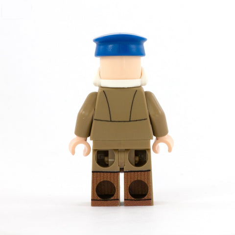 Uncle Albert (Only Bricks and Horses) - Custom Design Minifigure