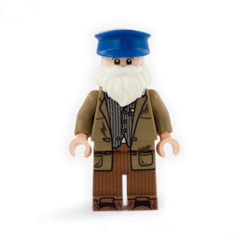 Uncle Albert, Only Fools and Horses - Custom LEGO Minifigure