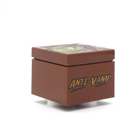 Anti Vamp Box - Custom Minifigure Tile and Brick