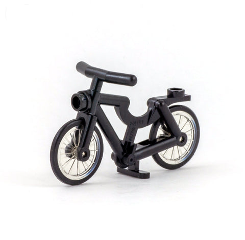 Black LEGO Bike
