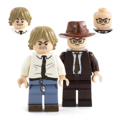 LEGO Richie and Eddie, Bottom