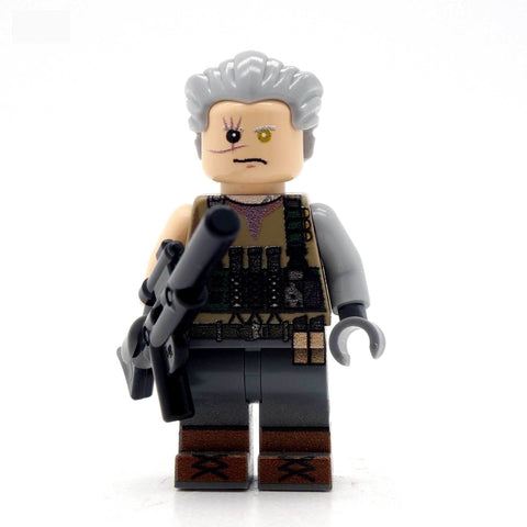 Cable - Custom LEGO Minifigure