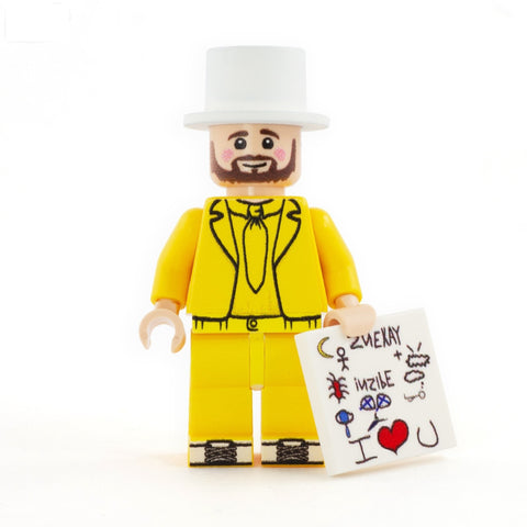 Charlie (The Nightman Cometh) - Custom Design Minifigure