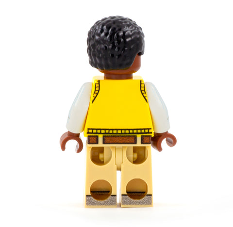 Chidi, What the Fork - Custom Design Minifigure