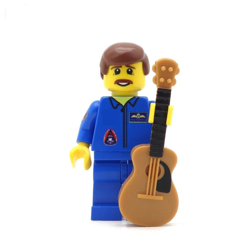 Commander Chris Hadfield Custom Lego Minifigure