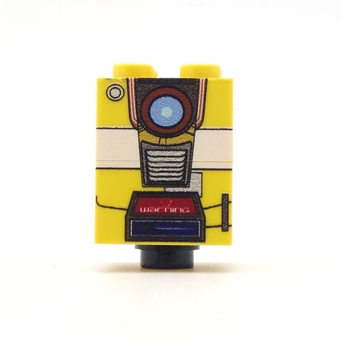 Cliptrop Custom LEGO Brick Figure