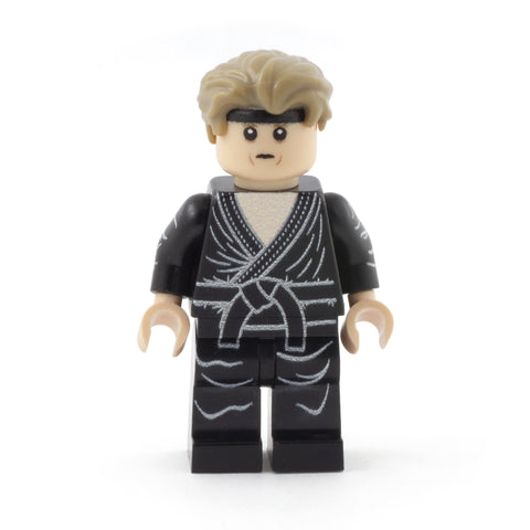 Johnny the Karate Guy - Custom Design Minifigure