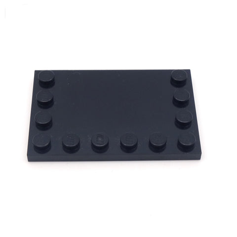 Black 'Couples' LEGO Baseplate