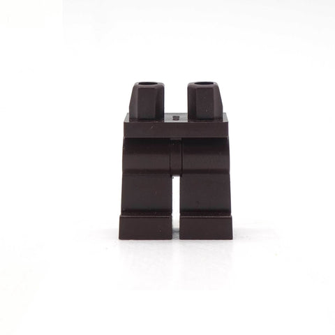 Dark Brown Legs LEGO Minifigure Legs