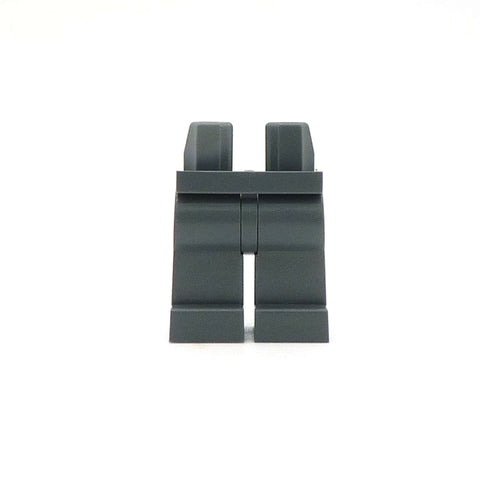 Dark Grey Legs LEGO Minifigure Legs