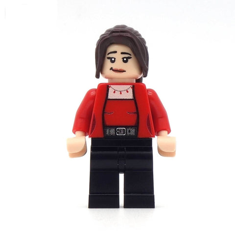Cordelia, Buffy the vampire slayer, custom lego minifigure set