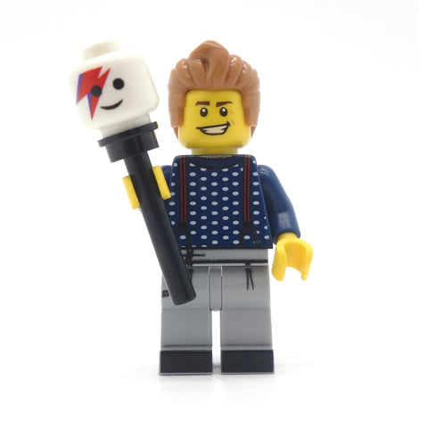 Death of Ziggy - Custom Lego Minifigure