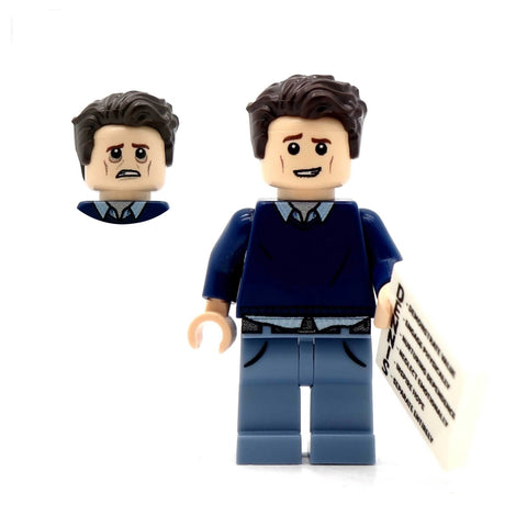 Dennis (Never Raining in Brickadelphia) - Custom Design Minifigure
