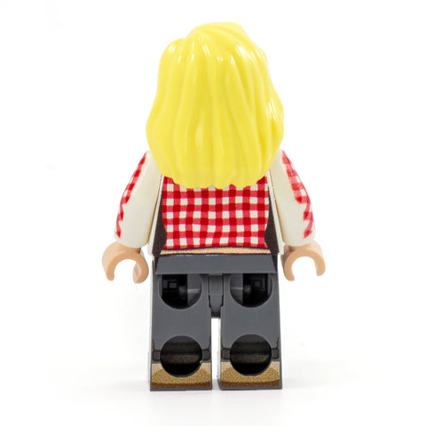 Dolly the Country Music Singer - Custom Design Minifigure