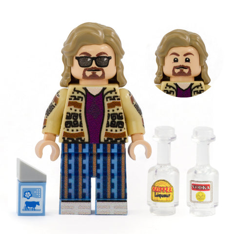 The Dude - Custom Design Minifigure