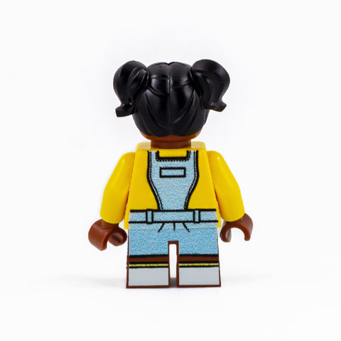Erica (Stranger Figs) - Custom Design Minifigure