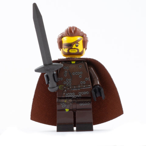 Immortal Man - Custom Design LEGO Minifigure