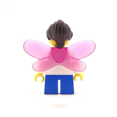 LEGO Pink Fairy Wings - LEGO Minifigure Accessory
