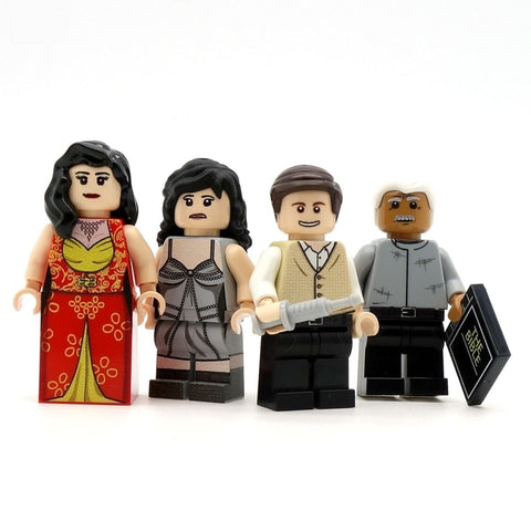 Browncoats Ship's Guest Set - Custom Design Minifigure Set