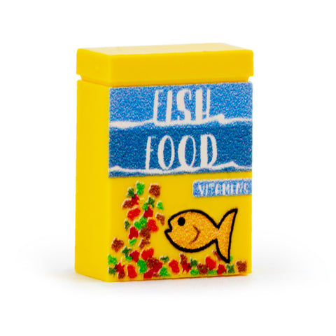 Fish Food - Custom Design Accessory