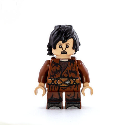 Frank, Troll, The Nightman Cometh, Always Sunny in Philadelphia - Custom LEGO Minifigure Set