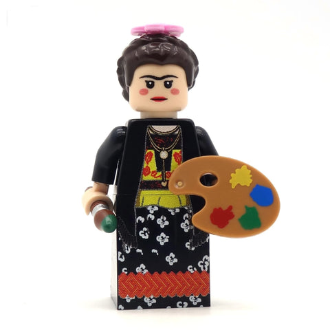 Frida Kahlo - Custom LEGO Minifigure