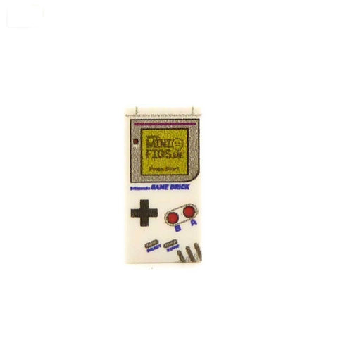 Game Boy Custom Designed LEGO Tile
